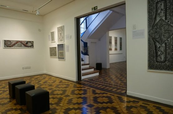 Cláudia Sperb marca 30 anos de arte com exposição na Fundação Ecarta | Foto: Igor Sperotto