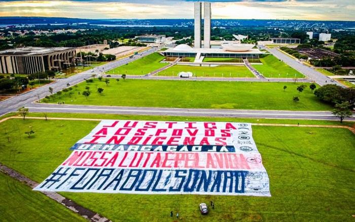 Debates, lançamentos, festival e atividades culturais marcam a programação do 17° Acampamento Terra Livre