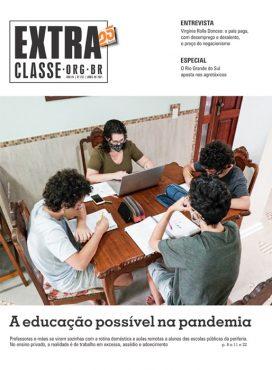 A rotina dos professores durante a pandemia | Imagem: Reprodução