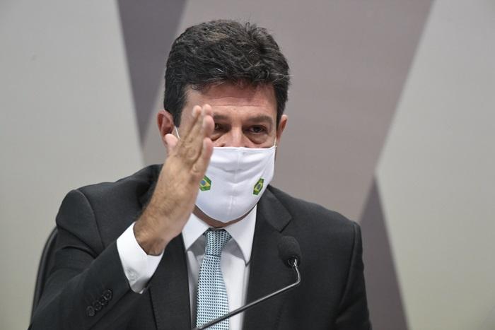 Em depoimento na terça-feira à CPI, Mandetta relatou a existência de assessoria paralela à gestão da pandemia