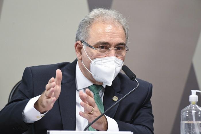 Pela tangente: médico e ex-presidente da Associação de Cardiologia, Queiroga evitou se posicionar sobre medicamento ineficaz contra covid
