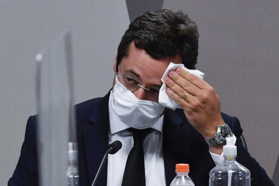Ex-secretário de Comunicação de Bolsonaro ameaçado com prisão na CPI da Covid | Foto: Leopoldo Silva/Agência Senado