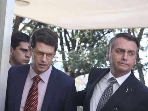 A boiada da bandidagem | Foto: Antonio Cruz/Agência Brasil