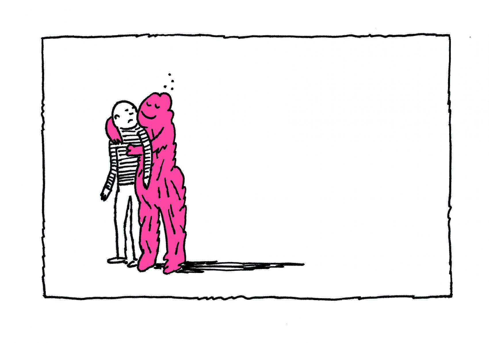 Comorbidade e companhia - crônica de Fraga - Ilustração de Rafael Sica