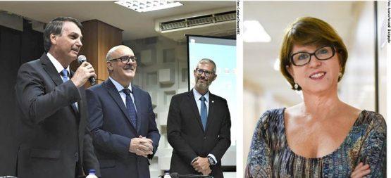 Educação precisa ser vista como essencial também pelo MEC | Fotos: Foto: Catarina Chaves/MEC e Acervo Kátia Smolle