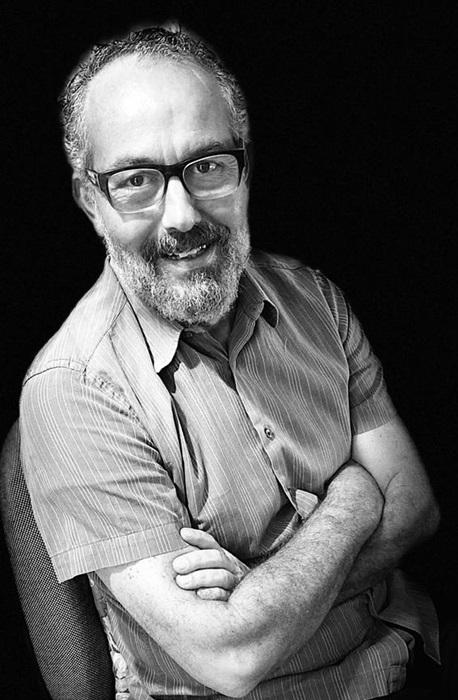O jornalista e escritor Flávio Ilha, autor da biografia de Noll