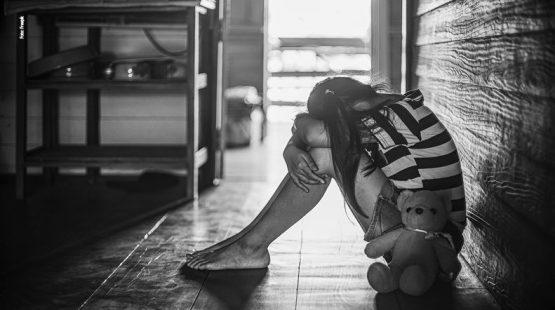 Infância dilacerada | Foto: Freepik