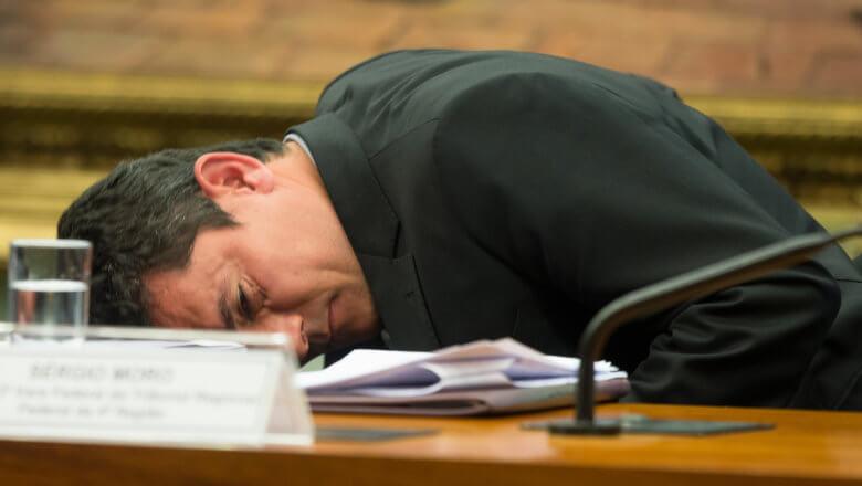 """Ao tomar conhecimento por um colega de Moro que o ex-juiz estuda novamente se mudar para os Estados Unidos, marco Aurélio Carvalho foi taxativo: """"Se isso acontecer, vamos ter de pedir a extradição no Brasil pelos crimes que ele cometeu contra a democracia e contra o sistema de justiça brasileiro"""