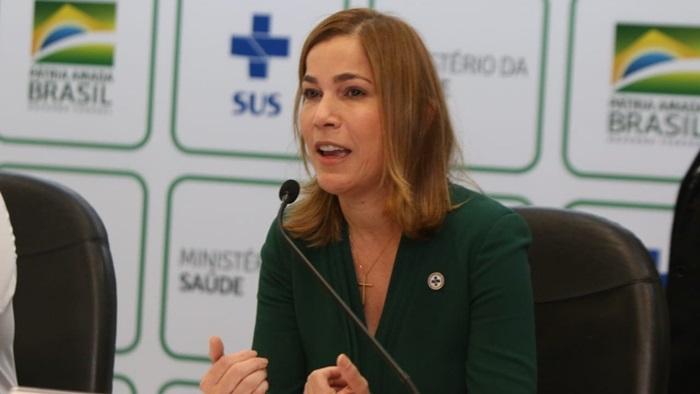 A secretária de Gestão do Trabalho e da Educação na Saúde do Ministério, Mayra Pinheiro, defensora da cloroquina, também obteve um habeas corpus ao STF