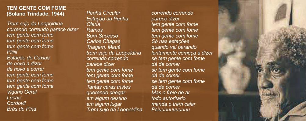 """Na imagem, Solano Trindade em agosto de 1967. Nascido em Recife, Pernambuco, Francisco Solano Trindade foi poeta, teatrólogo, pintor, ator e cineasta. O artista esteve na vanguarda de movimentos artísticos no Brasil e tomou parte como um dos fundadores do Teatro Folclórico Brasileiro, em 1944, e do Teatro Popular Brasileiro – TBP, no ano de 1950, instituições fundamentais na história da dramaturgia do país. Solano Trindade foi autor de obras como """"Poemas de uma Vida Simples"""", de 1944; """"Seis Tempos de Poesia"""", de 1958; e """"Cantares ao meu Povo"""", de 1961, suas contribuições poéticas para a literatura brasileira."""