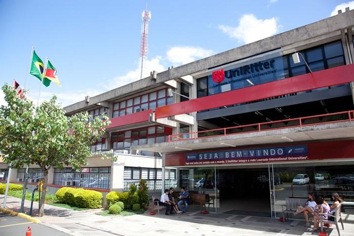 Campus da UniRitter, na zona Sul de Porto Alegre