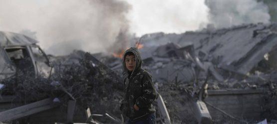 ONU define ataques israelenses em Gaza como crimes de guerra | Foto: ONU/ Divulgação