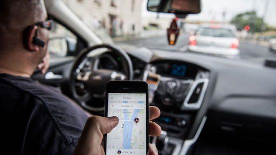 A jornada sem fim dos motoristas de aplicativos | Foto: Uber/ Divulgação