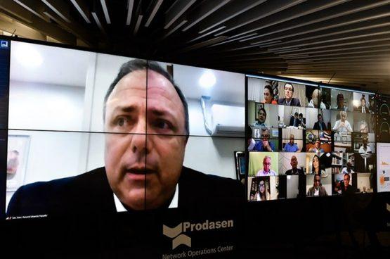 CPI ouve ex-ministros Ernesto Araújo e Eduardo Pazuello nesta semana | Foto: Leopoldo Silva/Agência Senado