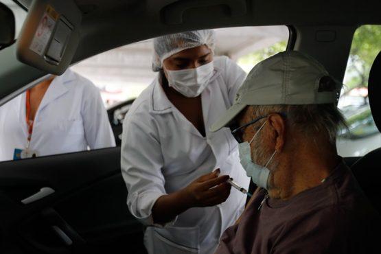Faltam doses da Coronavac para a segunda imunização em 11 capitais e 1.035 municípios | Foto: Tânia Rêgo/ Agência Brasil