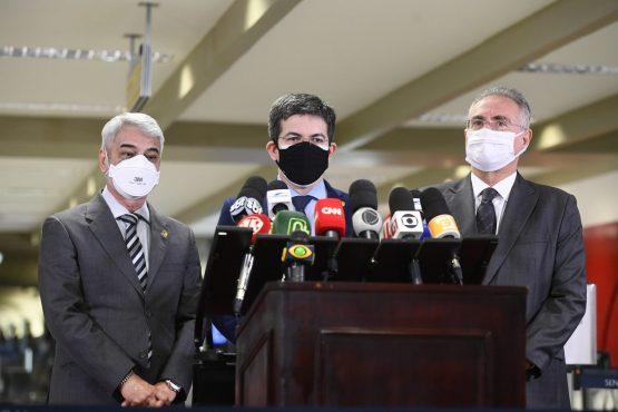 Queiroga, Pazuello, Araújo e mais 11 passam à condição de investigados na CPI da Pandemia | Foto: Marcos Oliveira/Agência Senado