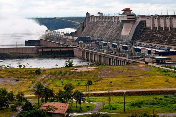 Usina de Tucuruí, no Pará, controlada pela Eletronorte, subsidiária da Eletrobras