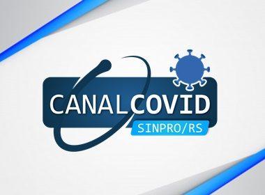 Canal-Covid-CP | Foto: reprodução