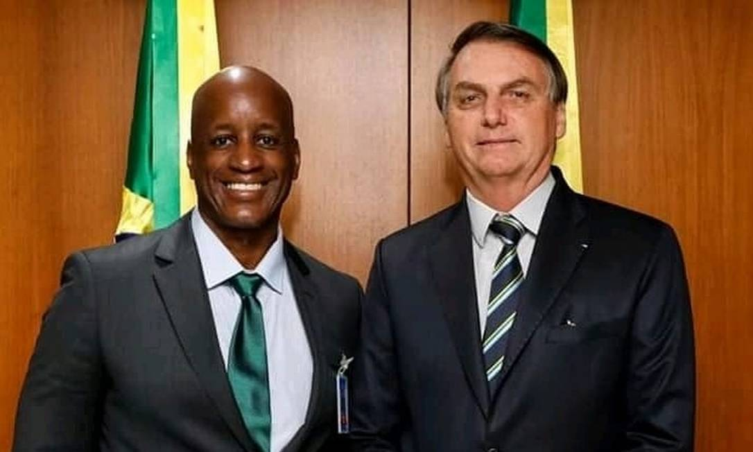 Presidente da Fundação Cultural Palmares, Sérgio Camargo foi escolhido pelo governo Bolsonaro