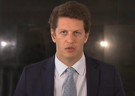 Ricardo Sallers pede demissão do ministério do Meio Ambiente | Foto: TV BrasilGov/ Reprodução