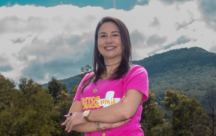 Vereadora Rita Della Giustina (PT), de Sapiranga