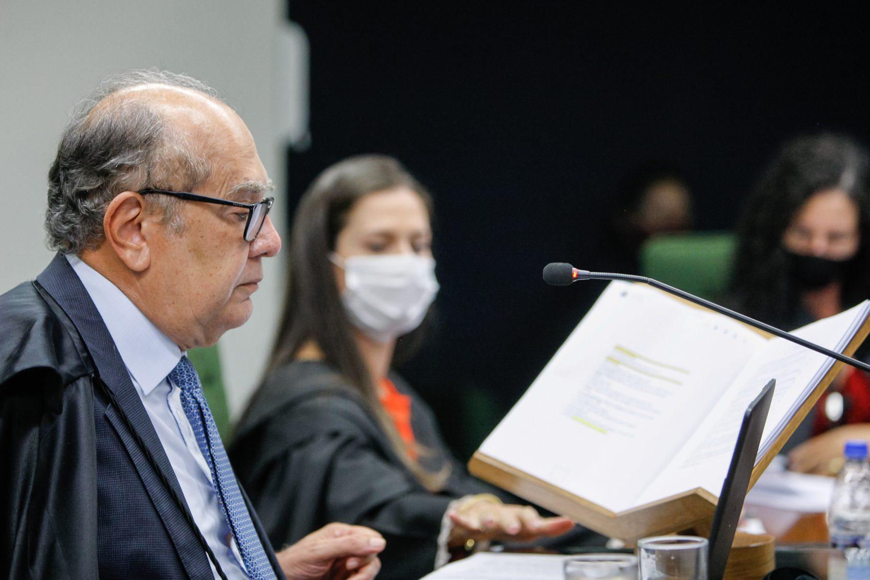 Para Gilmar Mendes, ficou constatada a identidade fática e jurídica entre as três ações penais