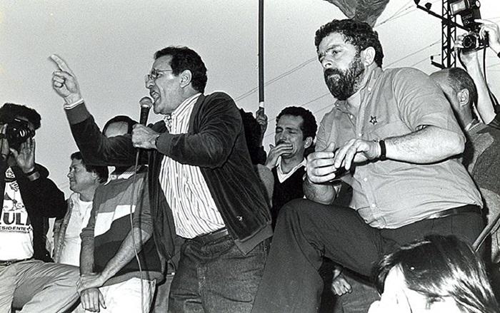 Bisol concorreu duas vezes à vice-presidente junto com Lula, tendo que renunciar na campanha de 1994