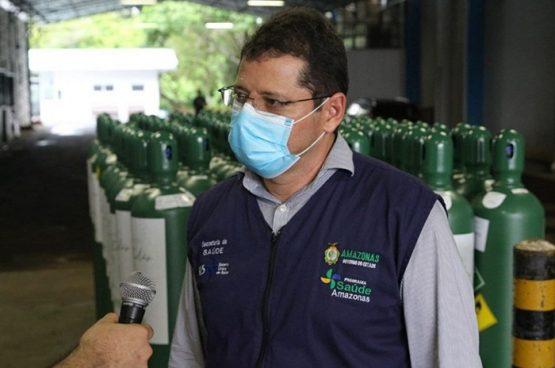 CPI da Covid interroga ex-secretário de Saúde do Amazonas | Foto: SES-AM/ Divulgação