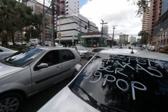 Audiências da In Driver e 99 com motoristas terminam sem acordo | Foto: Gustavo Simão/ Divulgação
