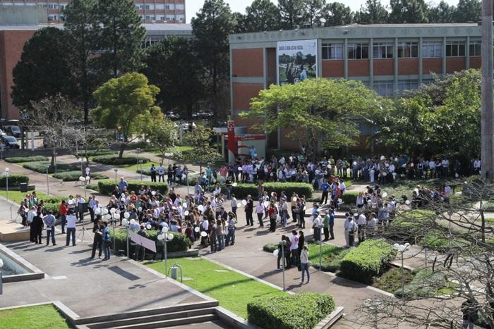 Campus da Ulbra em Canoas: instituições mantidas pela Aelbra no RS acumulam passivo superior a R$ 6 bilhões