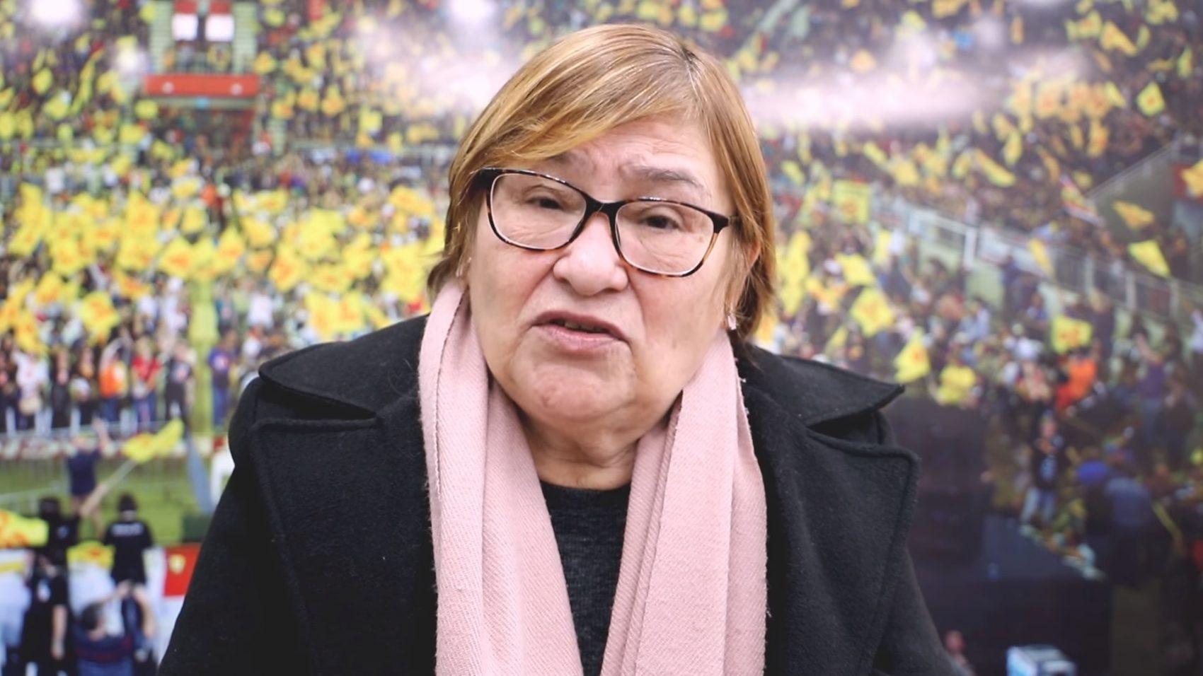 Helenir Aguiar Schürer, presidente do Cpers/Sindicato