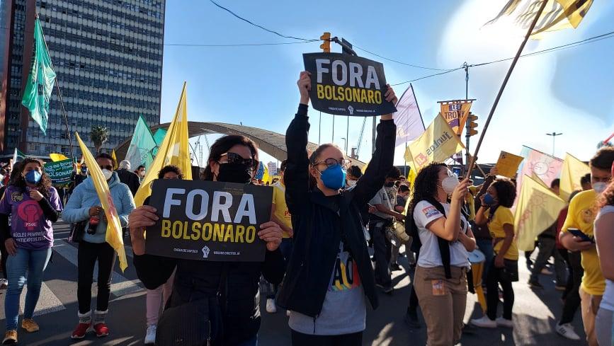 Marcha dos 100 mil reunirá manifestantes no Largo Glênio Peres, às 15 horas, e depois sairá em caminhada