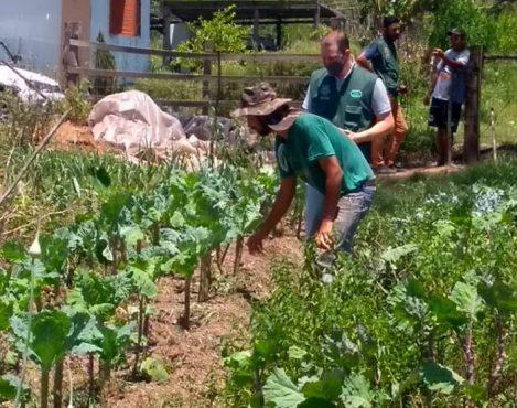 Nova Santa Rita cria lei para proteger agricultura ecológica | Foto: MPTRS/Reprodução