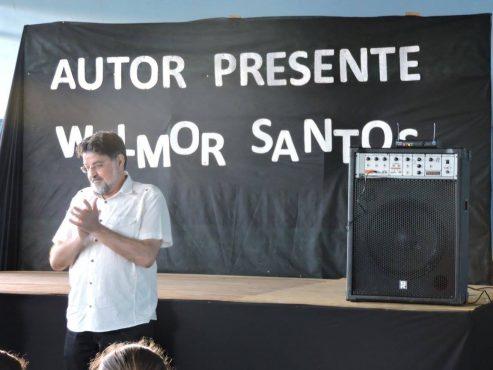 Walmor Santos | Foto: Escola Estadual Vila Velha, de Palmeira das Missões