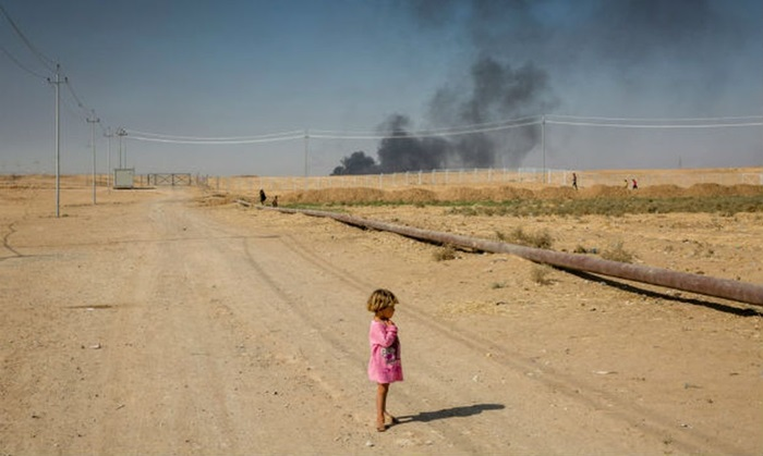 Em muitas regiões, como o Iraque, situação de fome extrema é agravada por conflitos internos, alterações climáticas e pela pandemia de covid-19