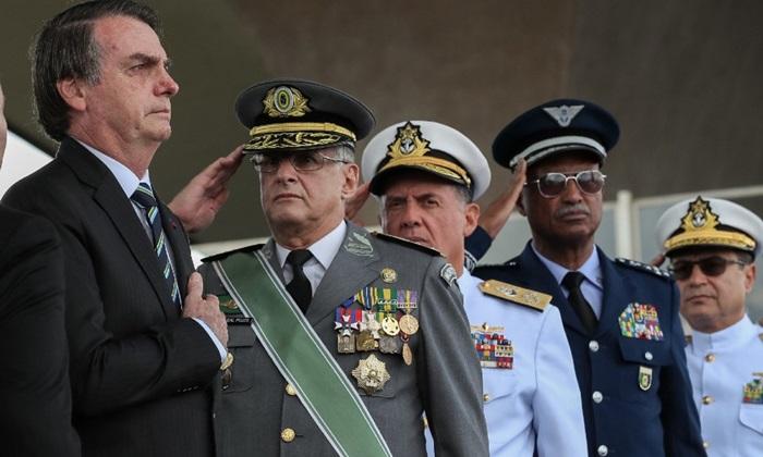 União pagou em 2020 o equivalente a R$ 776 milhões em pensões a beneficiários de militares