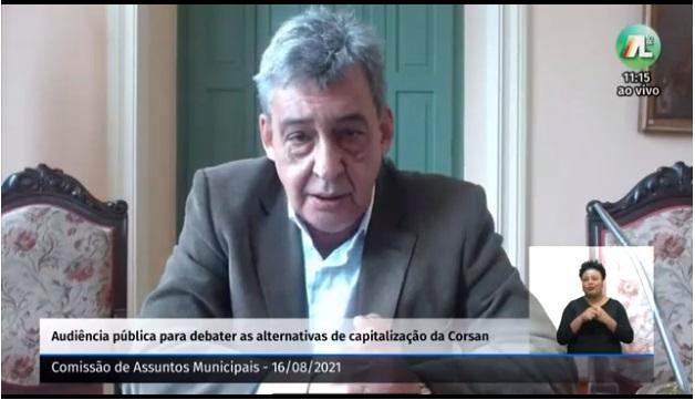 Sebastião Mello, prefeito de Porto Alegre