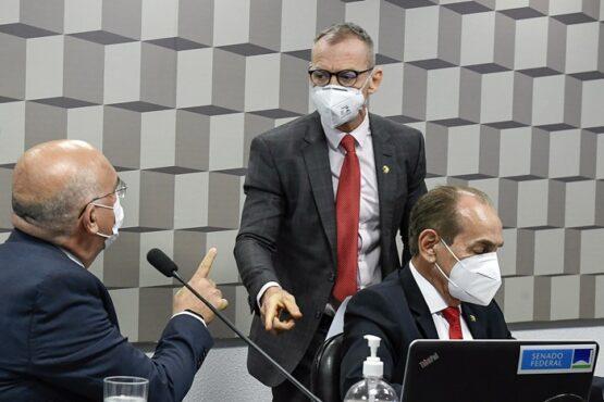 Senadores cobram ações inclusivas do ministro da Educação | Foto: Roque de Sá/Agência Senado