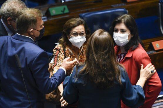 Senado rejeita coligações partidárias para eleições de 2022 | Foto: Waldemir Barreto/Agência Senado
