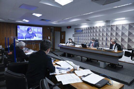 Advogada diz à CPI que Prevent obrigava médicos a receitar 'kit Covid'   Foto: Roque de Sá/Agência Senado
