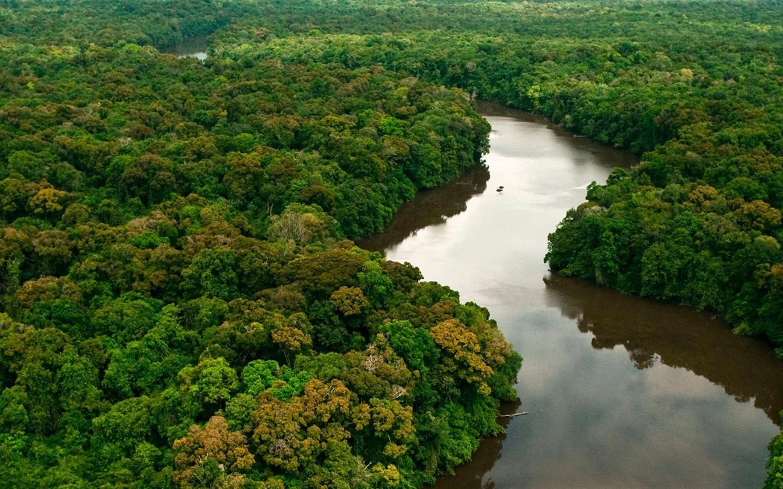 Áreas de maior preservação de solo e água são indígenas
