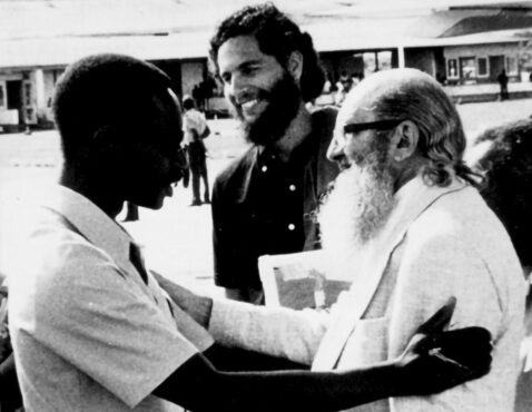 Freire, Capanema e o exílio | Foto: IPF/Divulgação