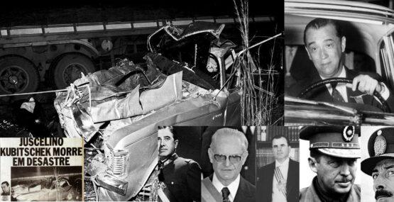 Arquivos sobre a morte de JK são liberados | Foto: Reprodução/CPDOC/CNV