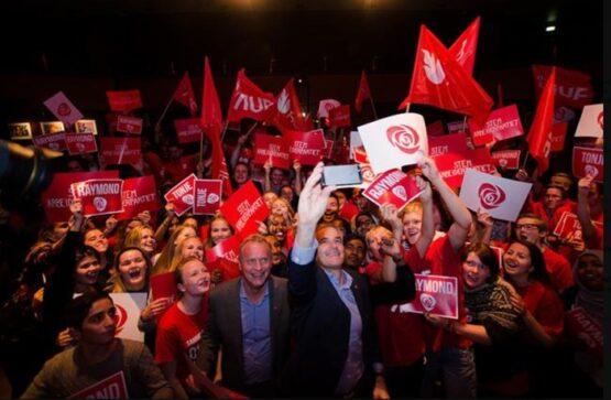 Centro-esquerda passa a comandar países nórdicos | Foto: Twitter/ Reprodução