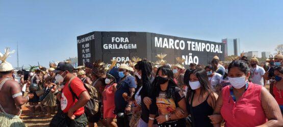 O sentido da luta dos povos indígenas pela terra Brasil | Foto: Adi Spezia/Cimi/Divulgação