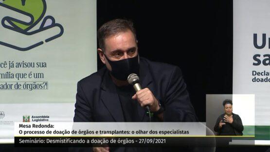 Rio Grande do Sul terá novo plano de doação de órgãos e transplantes | Foto: Reprodução TV Assembleia do RS