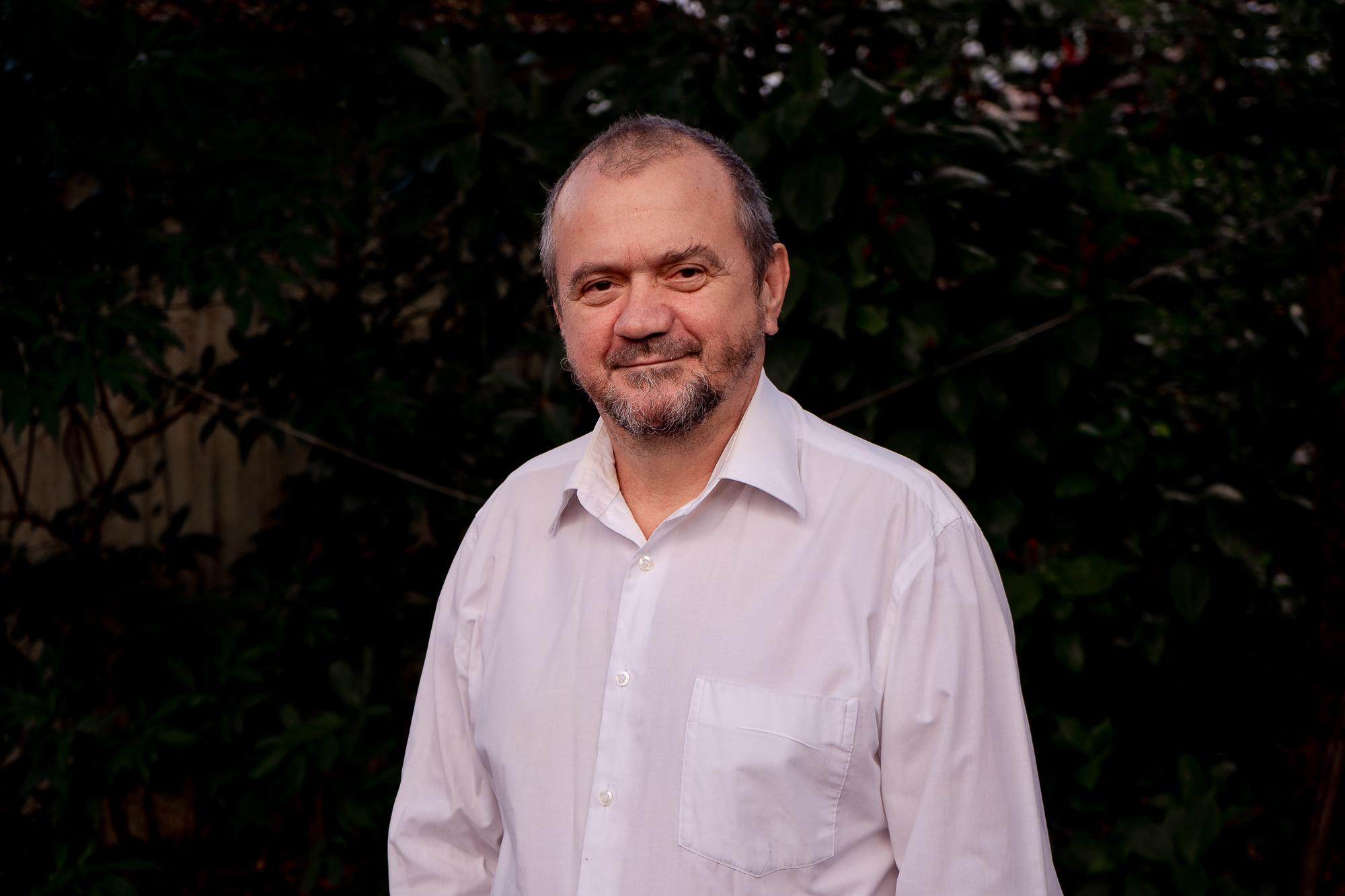 Sérgio Cardoso, presidente do Comitê da Bacia do Gravataí