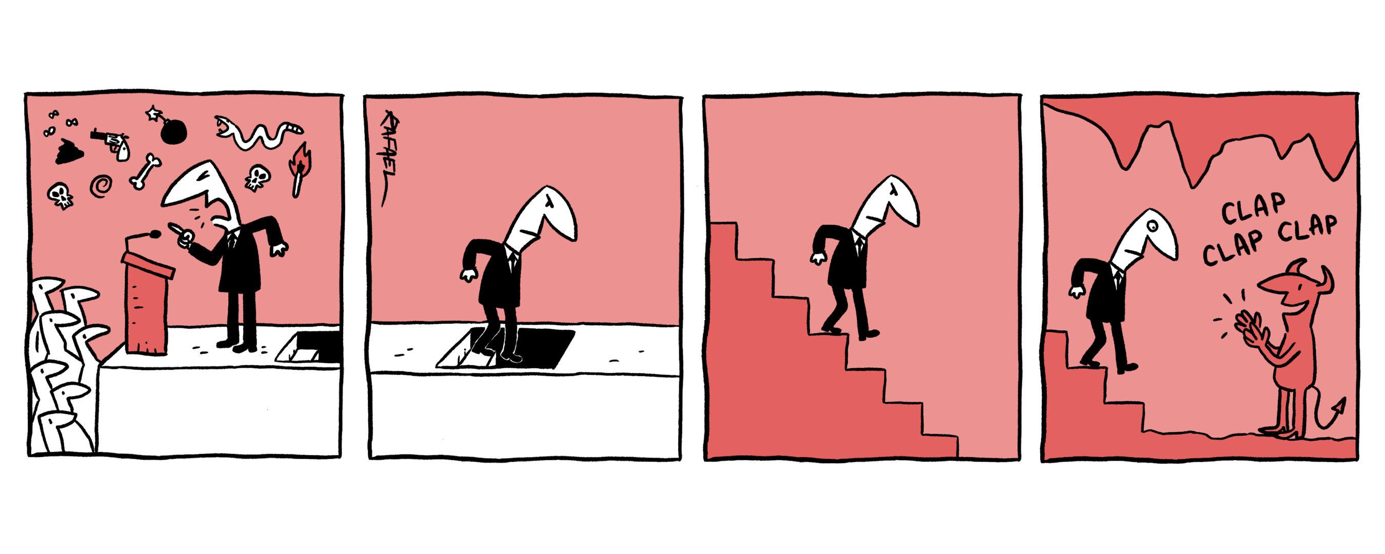 Rato Falho | Rafael Corrêa | Rafael Corrêa