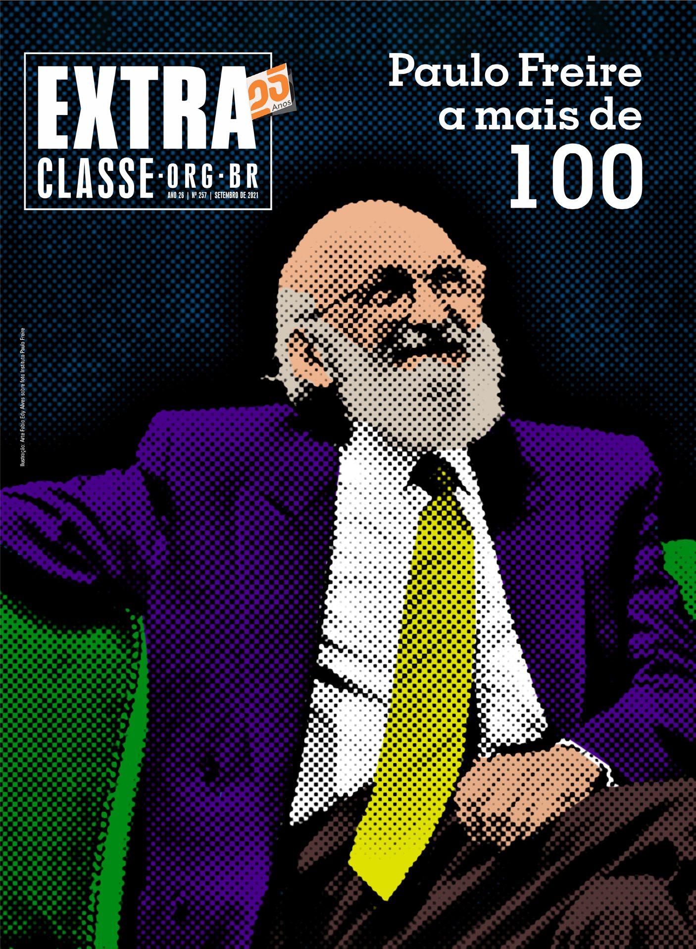 Extra Classe Nº 257   Ano 26   Set 2021