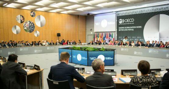 OCDE: Brasil deixa de aumentar verba do ensino fundamental para enfrentar pandemia | Foto: OCDE/ Divulgação